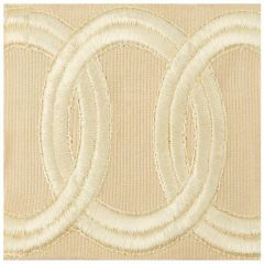 Kravet Couture Grecian Braid Champagne T30563-16 Calvin Klein Collection Finishing