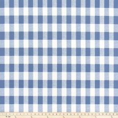 Premier Prints Buffalo Plaid Chill Indoor-Outdoor Upholstery Fabric