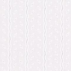 Ralph Lauren Craigville Eyelet White LCF23169F Indoor Upholstery Fabric