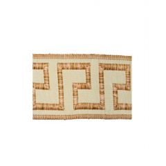 Kravet Greek Key Border Beige T30374-12 Finishing