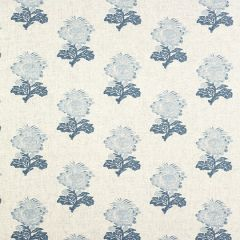 Thibaut Aldith Blue F972608 Chestnut Hill Collection Multipurpose Fabric