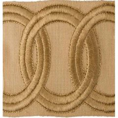 Kravet Couture Grecian Braid Barley T30563-4 Calvin Klein Collection Finishing