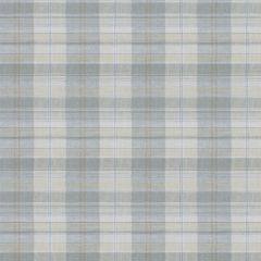 Fabricut Plaid Coir Rain 4465 Natural Tailored Cottage Collection Multipurpose Fabric