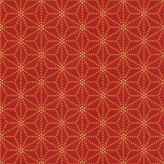 Kravet Contract Japonica Chili 32849-424 Indoor Upholstery Fabric