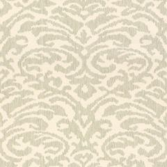 Kravet Couture Ikat Damask Mineral 32051-15 Modern Colors Collection Indoor Upholstery Fabric