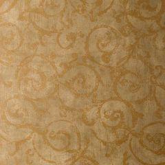F-Schumacher Bernini Scroll-Brushwood 528170 Luxury Decor Wallpaper