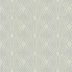 Fabricut Pebble Wave Rain 4266 Vignettes Collection by Kendall Wilkinson Multipurpose Fabric