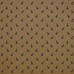 Ralph Lauren Sunbrella Upper Deck Embroider Hemp LCF64792F Maritime Outdoor Collection Upholstery Fabric