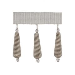 Kravet Gilded Teardrop Silver Moon T30612-1 Finishing