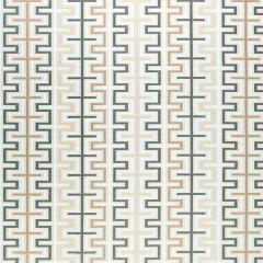 Sunbrella Thibaut Zipper Light Neutral W80337 Calypso Collection Upholstery Fabric