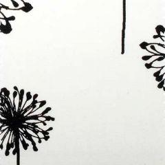 Duralee Black/White 42376-295 Decor Fabric