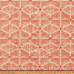 Premier Prints Heni Salmon Nat Slub Multipurpose Fabric