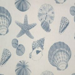 Premier Prints Shells Pacific Natural Multipurpose Fabric