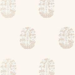 F-Schumacher Askandra Flower-Oyster 5005310 Luxury Decor Wallpaper