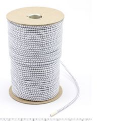Patio Lane Polypropylene Covered Elastic Cord #M-3 3/16 inches x 300 feet