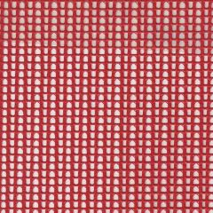 Screening Heavy Mesh Red Tarp and Sign Fabric