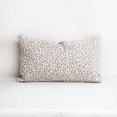 Indoor/Outdoor Stout Oceanside Driftwood - 20x12 Throw Pillow (quick ship)