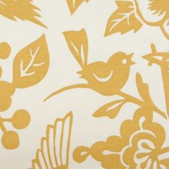 Duralee Aviary-Maize by Thomas Paul 20874-65 Decor Fabric