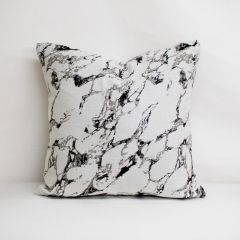 Indoor/Outdoor Sunbrella Marble Quarry - 20x20 Throw Pillow (quick ship)