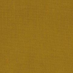 Robert Allen Sunbrella Contract Optima Goldenrod 222233 Upholstery Fabric