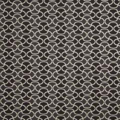 Fabricut Bella Dura Pran-Onyx 68704 Upholstery Fabric