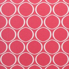 Sunbrella Thibaut Ellipse Watermelon W80315 Calypso Collection Upholstery Fabric