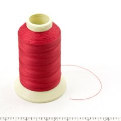 Coats Ultra Dee Polyester Thread Bonded Size DB92 #16 Red 4-oz