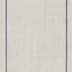 Ralph Lauren Ice House Stripe Navy LFY65567F Ticking Library Collection Indoor Upholstery Fabric