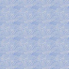 S Harris Kroo Periwinkle 88965 Solstice Outdoor Collection Upholstery Fabric