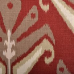 Duralee Sulu-Madder by John Robshaw 21041-794 Decor Fabric