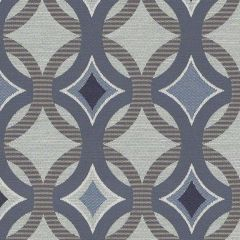 Sunbrella by CF Stinson Contract Salinas Blue Lagoon 63030 Upholstery Fabric