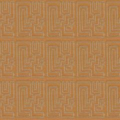 Groundworks Sunbrella Miramar Sunset GWF-3420-722 by Kelly Wearstler Upholstery Fabric