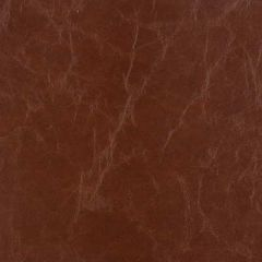 Duralee Chestnut 15529-177 Edgewater Faux Leather Collection Interior Upholstery Fabric