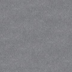 Ralph Lauren Flannel Velvet Flint LCF66175F Indoor Upholstery Fabric