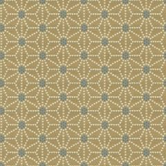 Kravet Contract Japonica Blue Dot 32849-516 Indoor Upholstery Fabric
