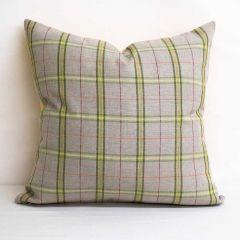 Indoor/Outdoor Sunbrella Simplicity Garden - 22x22 Throw Pillow (quick ship)