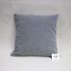 Indoor/Outdoor Sunbrella Loft Pebble - 18x18 Throw Pillow (quick ship)