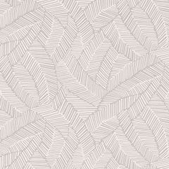 F-Schumacher Abstract Leaf-Dove 5007531 Luxury Decor Wallpaper