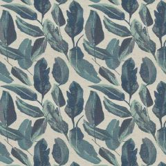 Fabricut Maldives Leaves Lagoon 94721-02 Jungalow Collection by Justina Blakeney Indoor / Outdoor Upholstery Fabric