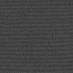 Sunbrella Canvas Carbon SJA 3906 137 European Collection Upholstery Fabric