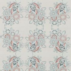 Duralee Whittaker-Aqua by Tilton Fenwick 15622-19 Decor Fabric