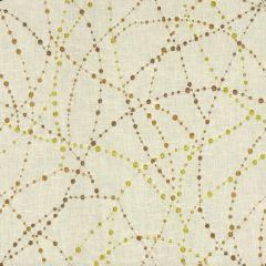 Kravet Star Gazer Olive 3715-430 by Jonathan Adler Drapery Fabric