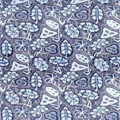 Thibaut Cochin Navy F988714 Trade Routes Collection Multipurpose Fabric