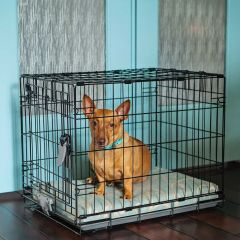 Dog Crate Pad Bed Made With Sunbrella Fabric