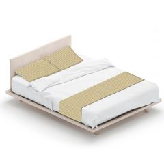 Patio Lane Custom Bed Runner Made With Sunbrella Fabric