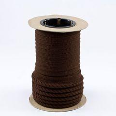 Sunbrella Trim 07313-4621 Twist Cord Edge 3/8 inch Chocolate