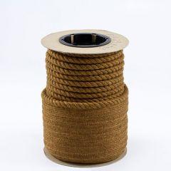 Sunbrella Trim 07313-5488 Twist Cord Edge 3/8 inch Teak