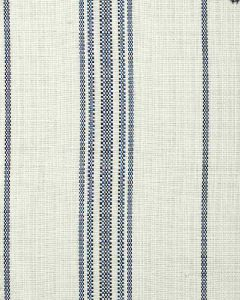 Bella-Dura Ticking Indigo 29271B2-5 Upholstery Fabric