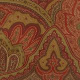 Stout Pagan Aqua 1 Color My Window Collection Drapery Fabric