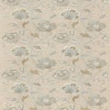 GP and J Baker Ormesby Soft Blue BF10762-3 Keswick Embroideries Collection Multipurpose Fabric